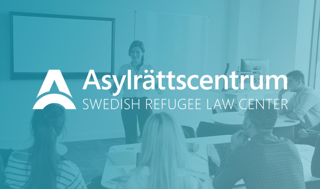 Asylrättscentrum söker Kanslichef